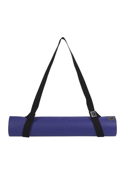 Yogisha Yoga Mat Strap Organic Cotton - Black