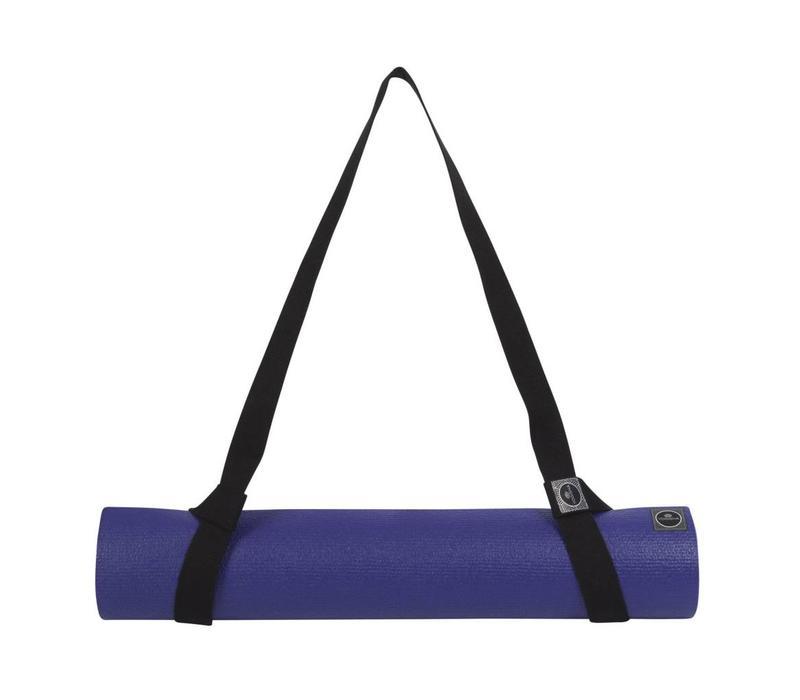 Yogisha Yoga Mat Strap - Black