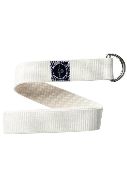 Yogisha Yoga Strap Organic Cotton - Natural