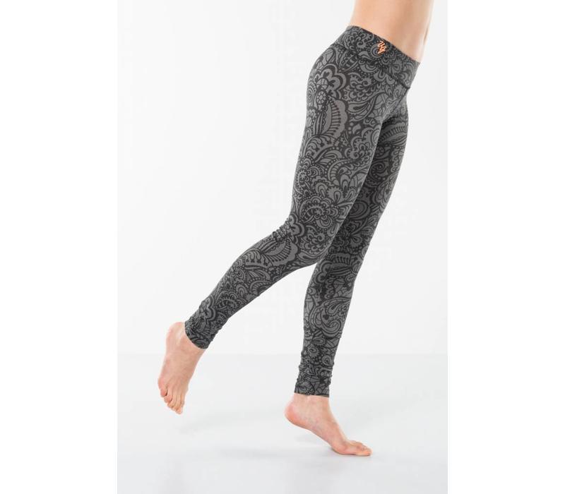 Urban Goddess Anjali Yoga Leggings - Volcanic Glass