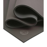 Manduka GRP Yoga Mat 180cm 66cm 6mm - Steel Grey