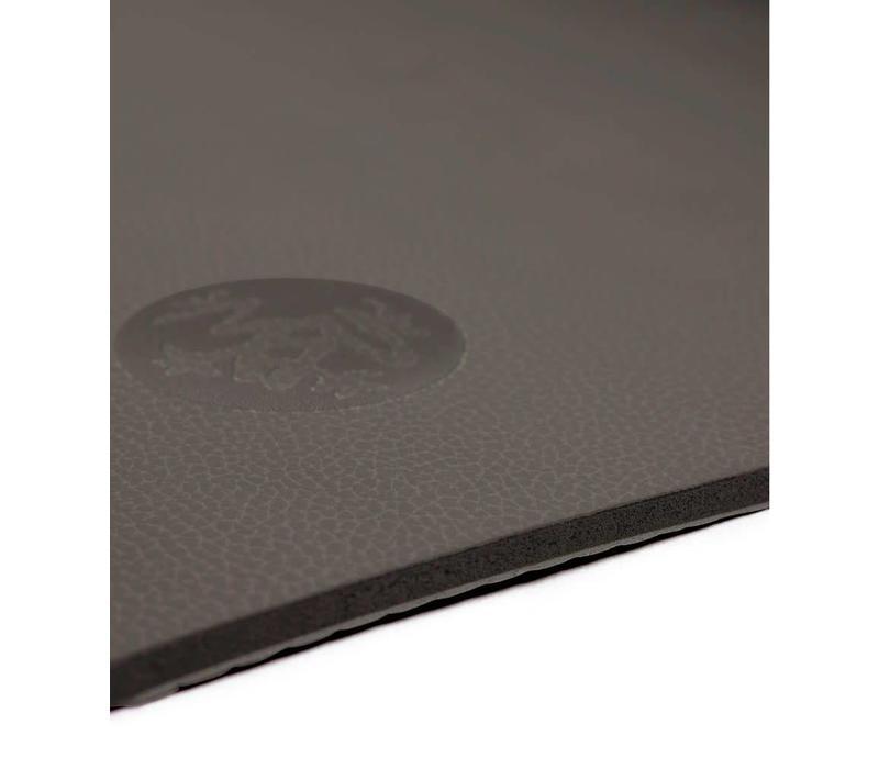 Manduka GRP Yogamat 180cm 66cm 6mm - Steel Grey