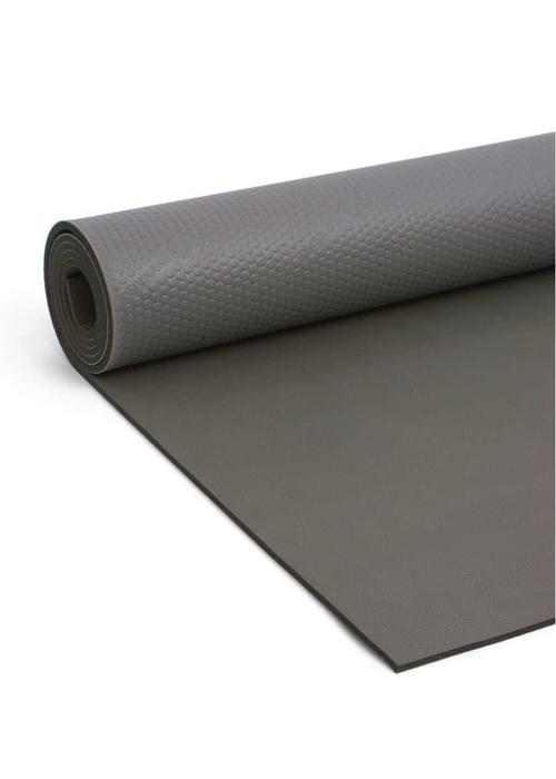 Manduka Manduka GRP Yoga Mat 215cm 66cm 6mm - Steel Grey
