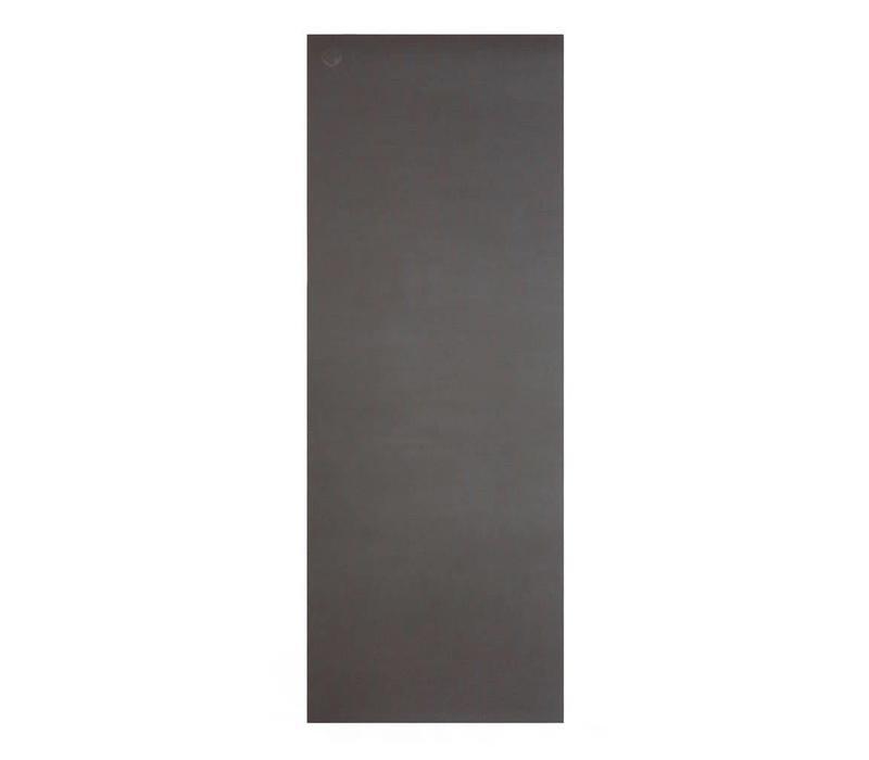 Manduka GRP Yoga Mat 215cm 66cm 6mm - Steel Grey