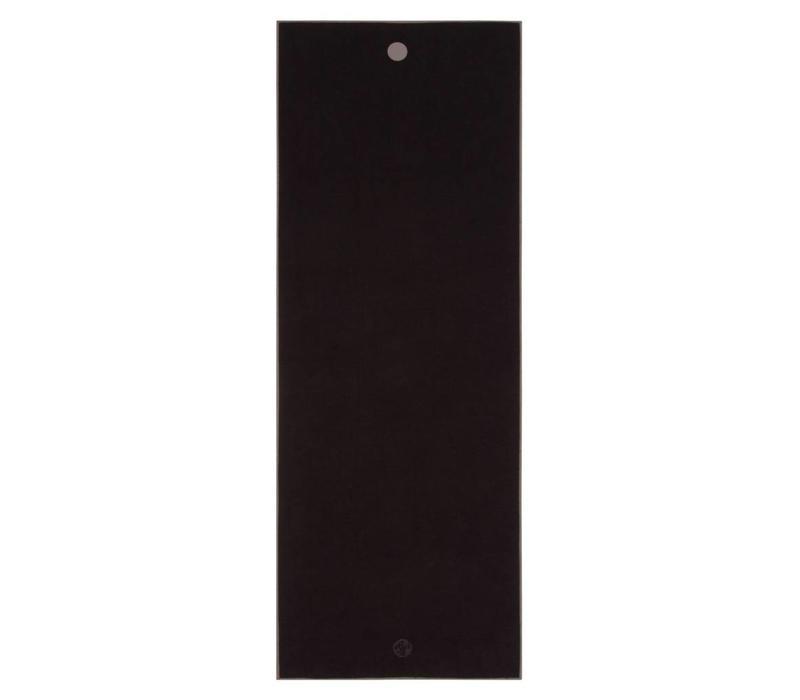 Yogitoes Yoga Handdoek 172cm 61cm - Black Earth