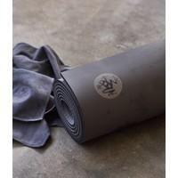 Manduka GRP Yoga Matte 180cm 66cm 6mm - Steel Grey