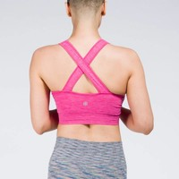 Tame The Bull Want To Wear Bra - Magenta