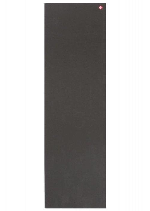 Manduka Manduka Pro Yogamatte 180cm 66cm 6mm - Schwarz