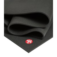Manduka Pro Yogamatte 180cm 66cm 6mm - Schwarz