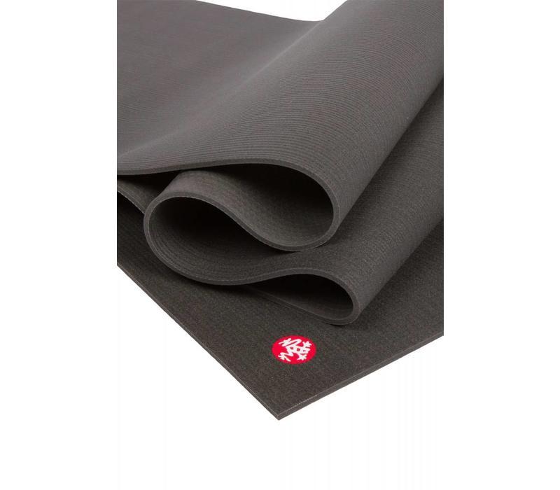 Manduka Pro Yoga Mat 216cm 66cm 6mm - Black