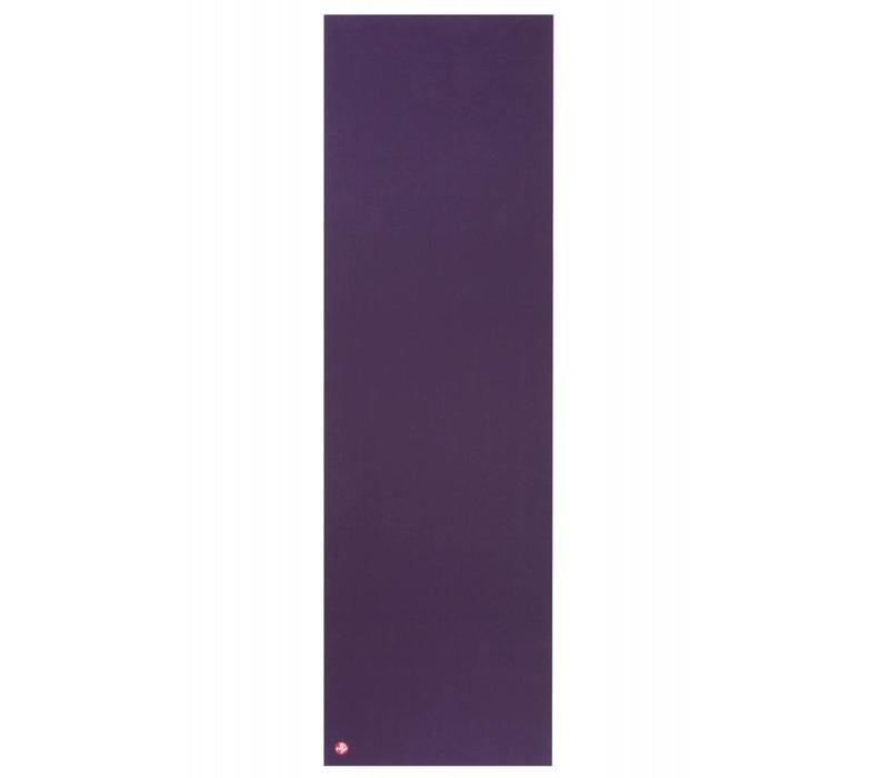 Manduka Pro Yoga Mat 216cm 66cm 6mm - Black Magic