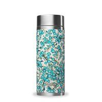 Qwetch Tea Thermos Sakura Collection - Washi White/Blue