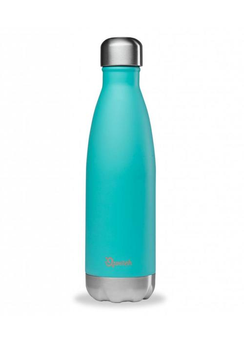 Qwetch Qwetch Insulated Bottle 500ml - Blue