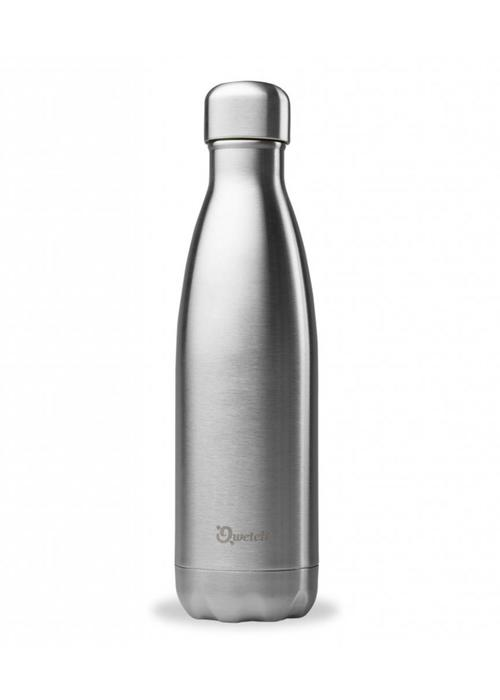 Qwetch Qwetch Insulated Bottle 500ml - Inox