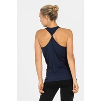 Dharma Bums Twisted Back Tee - Navy