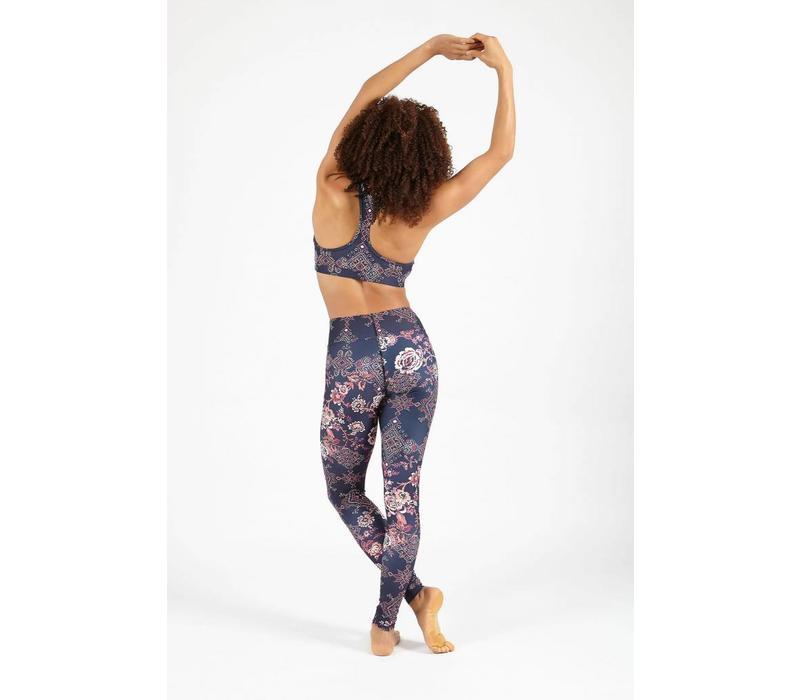 Dharma Bums Yoga Legging - Wandering Spirit