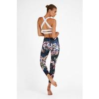 Dharma Bums 7/8 Yoga Legging - Aurora