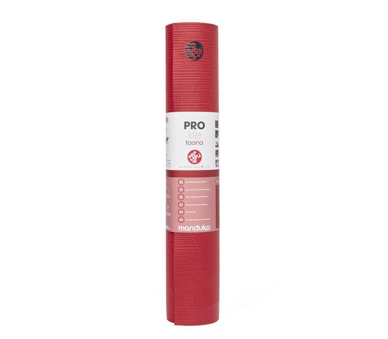 Manduka Prolite Yoga Mat 180cm 61cm 4.7mm - Taana