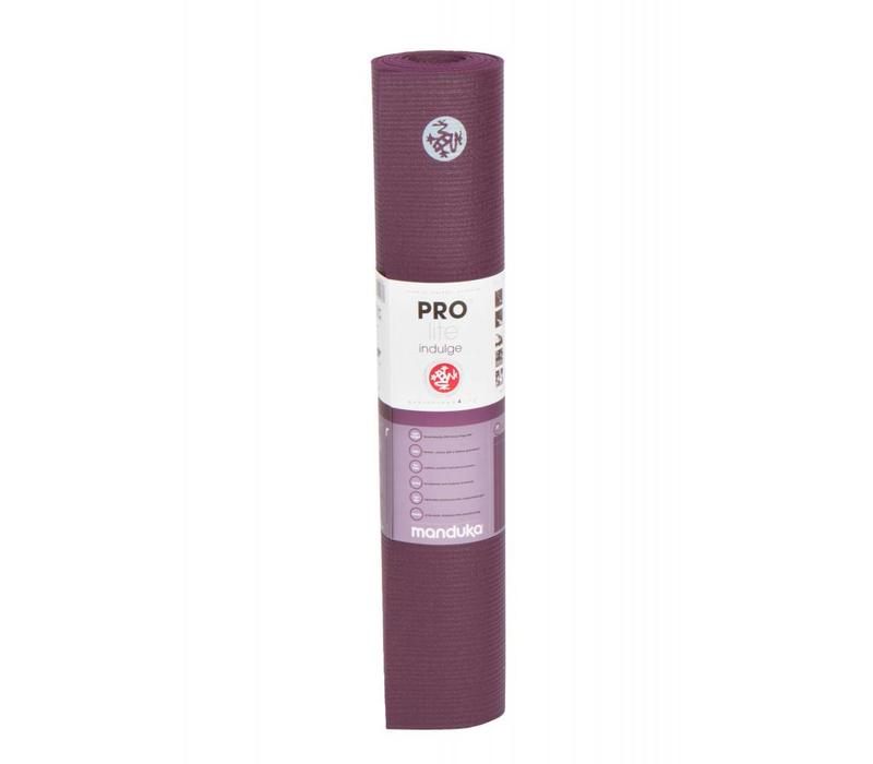 Manduka Prolite Yoga Matte 180 cm 61cm 4.7mm - Indulge