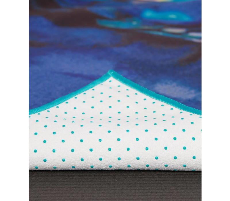 Yogitoes Yoga Towel 172cm 61cm - Dragonfly