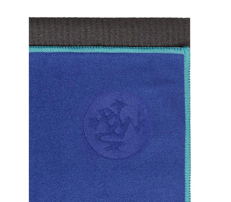 Manduka eQua Hand Yoga Towel 40cm 67cm - New Moon