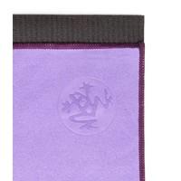 Manduka eQua Yoga Hand Towel 40cm 67cm - Perennial