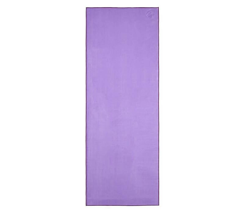 Manduka eQua Towel 182cm 67cm - Perennial