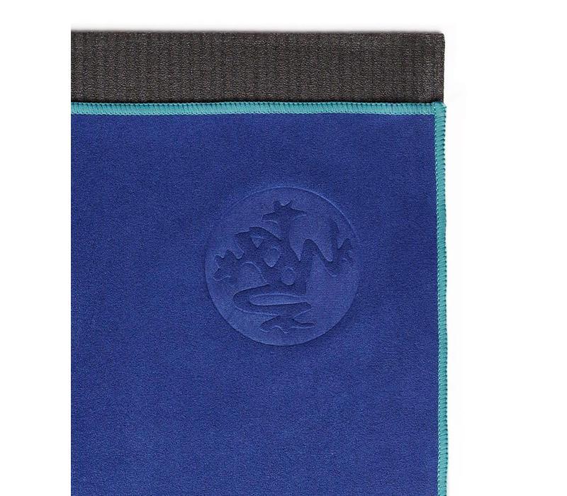 Manduka eQua Towel 182cm 67cm - New Moon