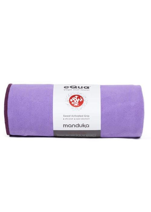 Manduka Manduka eQua Handdoek 182cm 67cm - Perennial