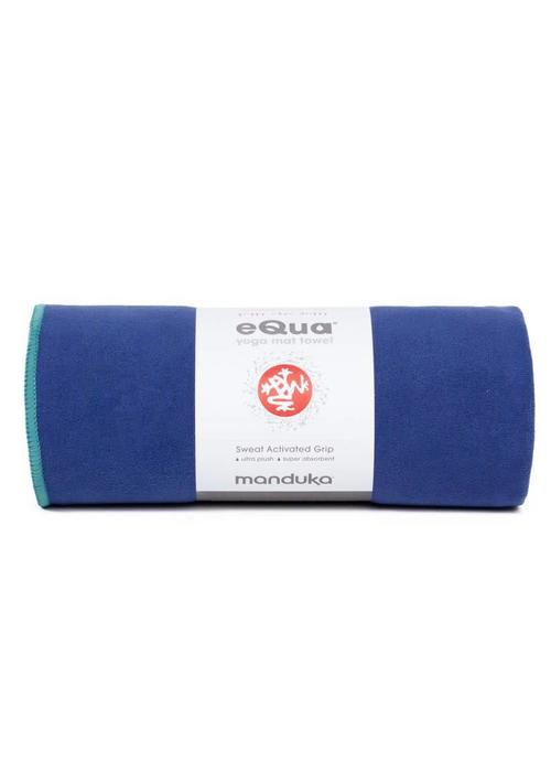 Manduka Manduka eQua Towel 182cm 67cm - New Moon