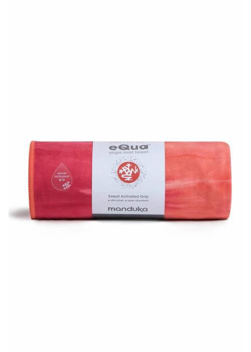 Manduka Manduka eQua Yoga Towel 182cm 67cm - Hermosa Hand Dye