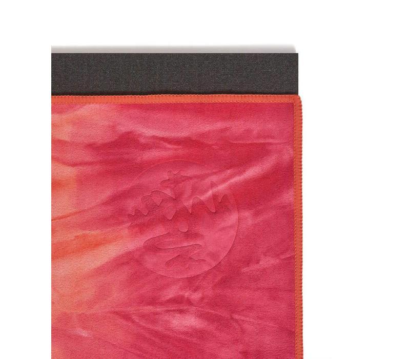Manduka eQua Handdoek 182cm 67cm - Hermosa Hand Dye