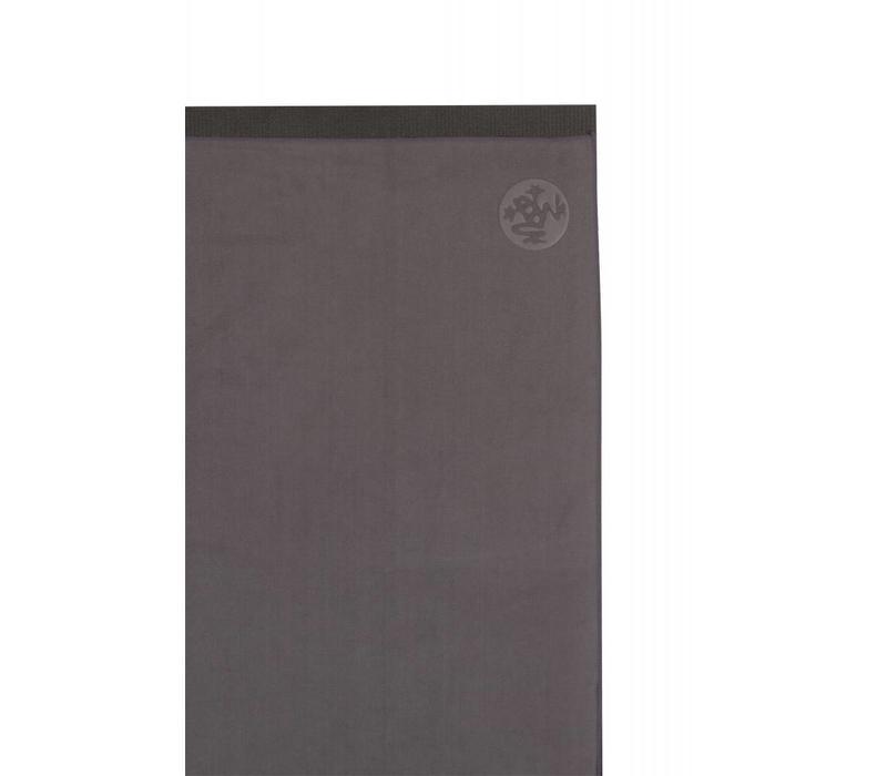 Manduka eQua Yoga Towel 182cm 67cm - Thunder