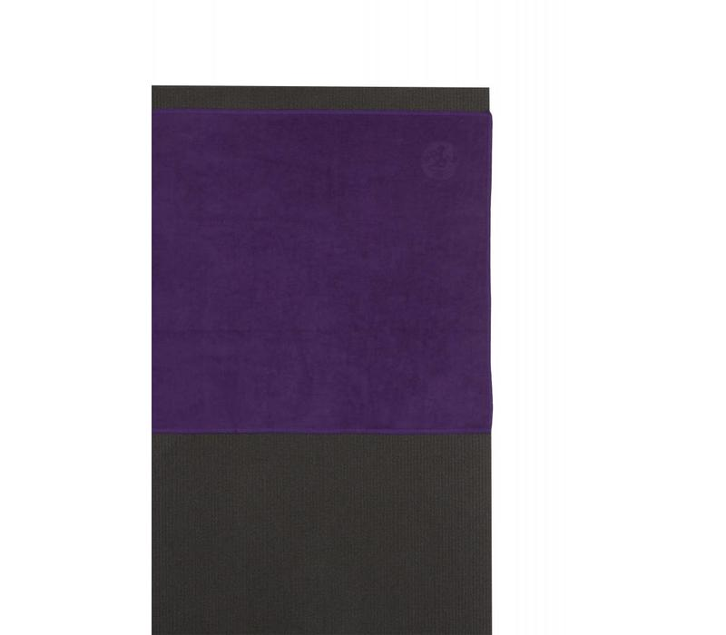Manduka eQua Hand Yoga Towel 40cm 67cm - Magic