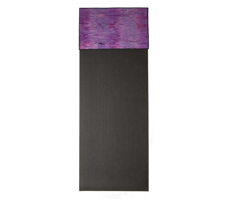 Manduka eQua Handdoek 40cm 67cm - Indulge Hand Dye