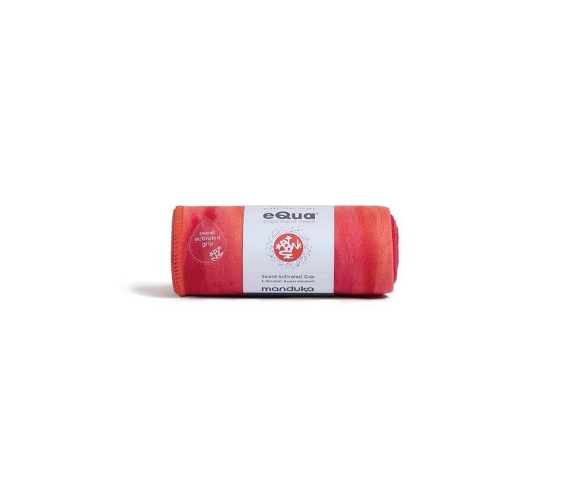 Manduka eQua Hand Yoga Towel 40cm 67cm - Hermosa Hand Dye