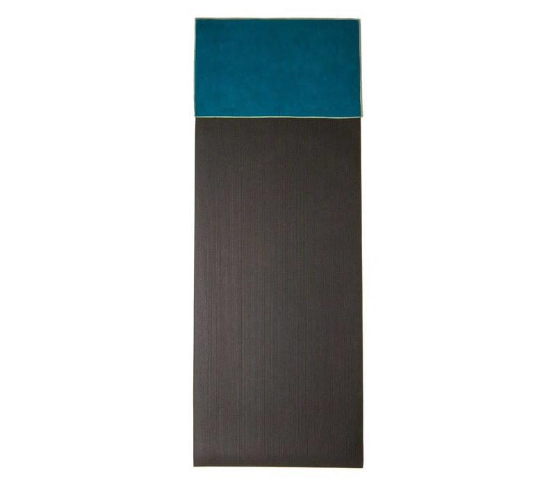 Manduka eQua Hand Yoga Towel 40cm 67cm - Maldive