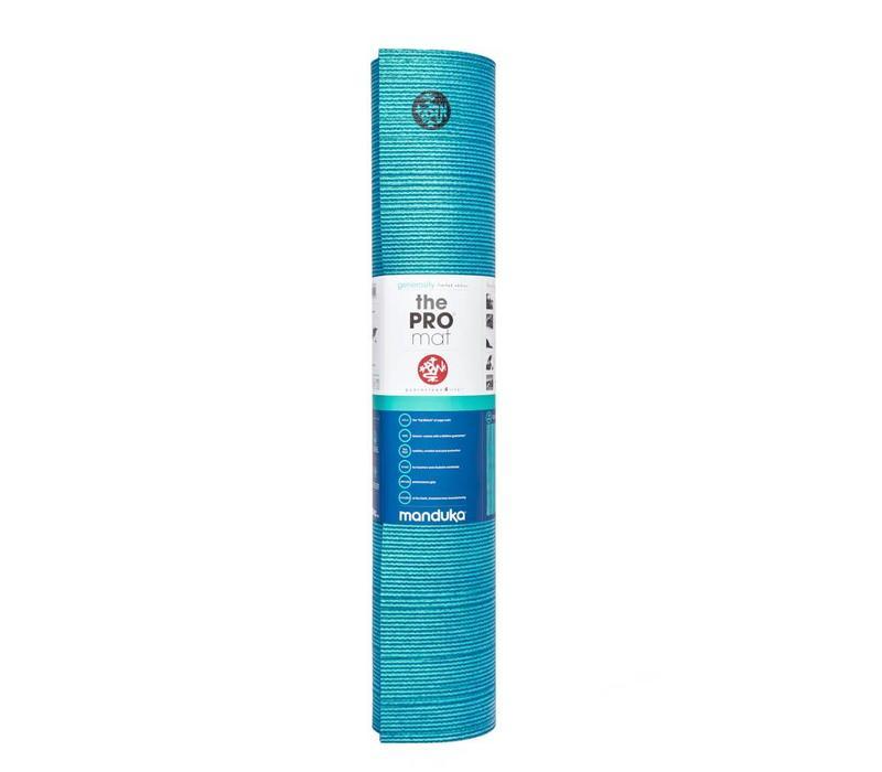 Manduka Pro Yoga Mat 215cm 66cm 6mm - Generosity