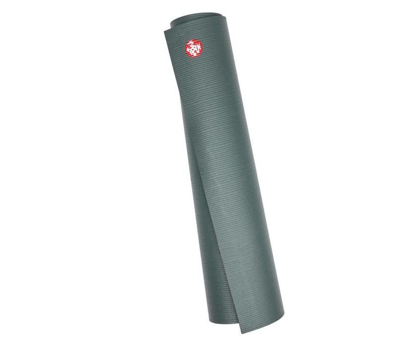Manduka Pro Yoga Mat 216cm 66cm 6mm - Black Sage