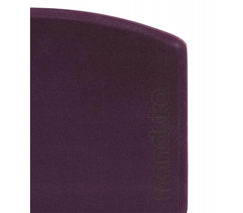 Manduka Recycled Foam UnBLOK Yoga Blok - Indulge