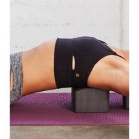 Manduka Recycled Foam UnBLOK Yoga Block - Thunder