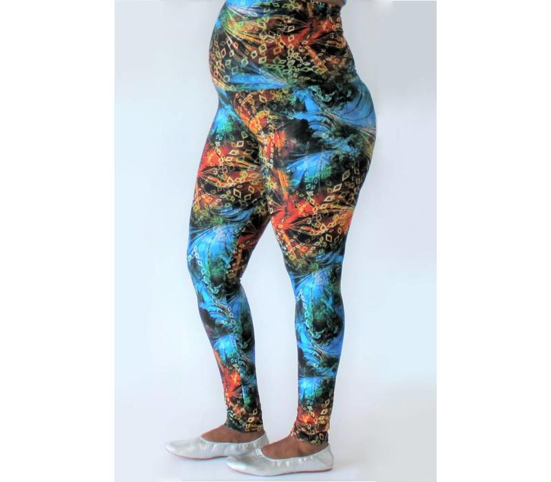 FemiWear Maternity Yoga Legging - Diamond