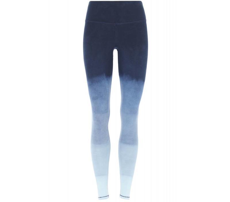 Mandala Tie Dye Pants - Blue Night