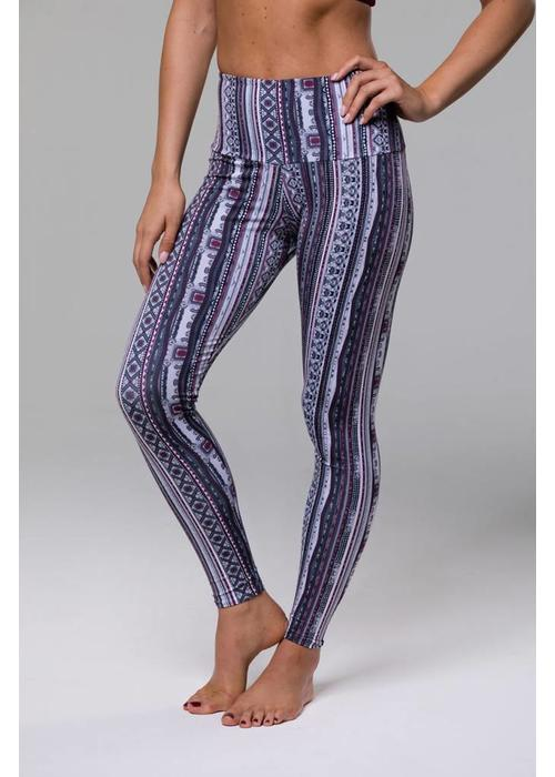 Onzie Onzie High Rise Legging - Tribe