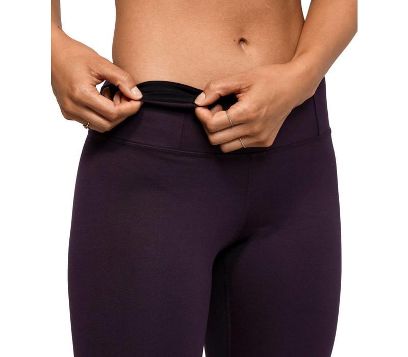 Manduka Essential Legging - Deep Plum