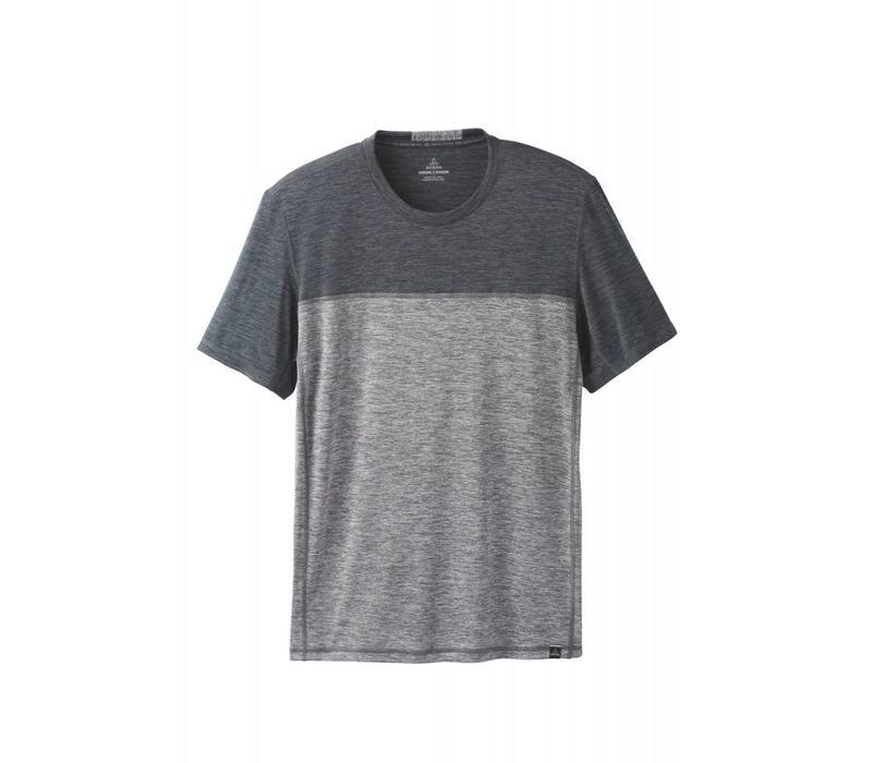 PrAna Hardesty Colorblock - Titanium Grey