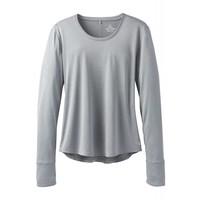 PrAna Revere LS Tee - Grey