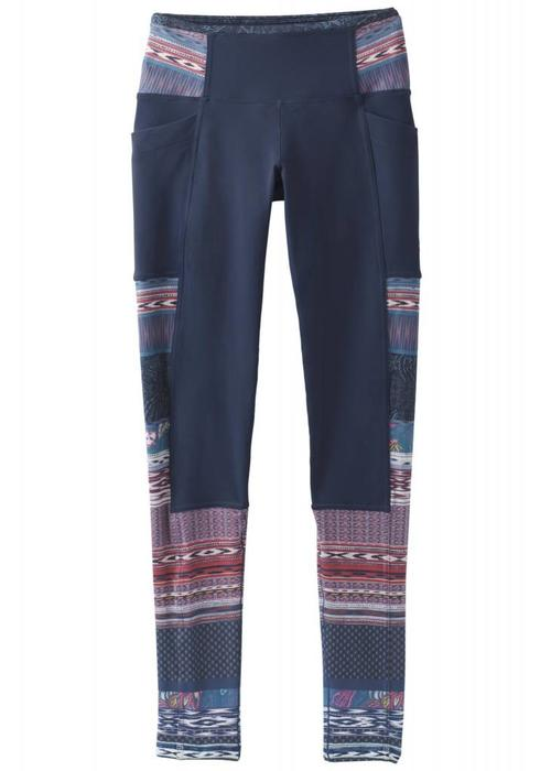 PrAna PrAna Blue Highway Legging - Blue Pioneer