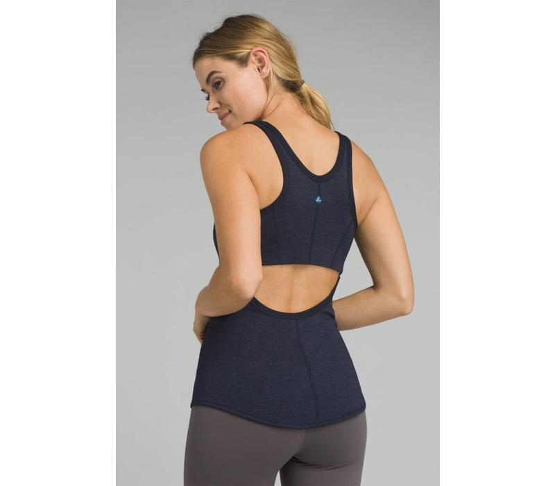 PrAna Liliana Top - Steel Blue