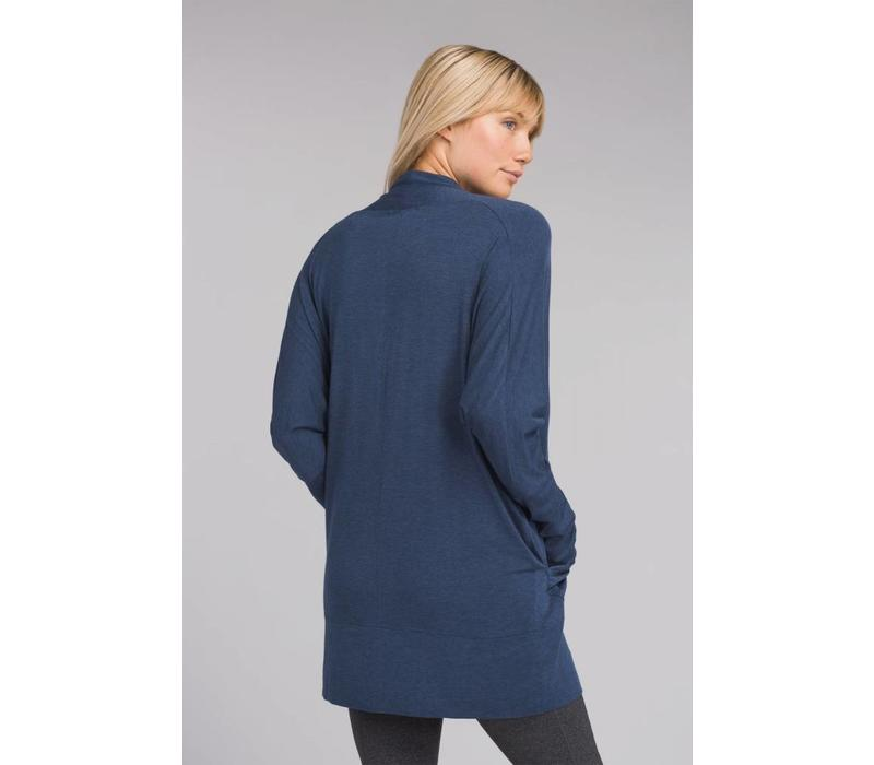 PrAna Foundation Wrap - Equinox Blue Heather